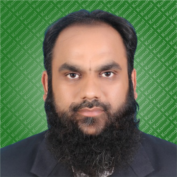 <strong> Mr. Ahmed Raza </strong>Product Promotion Officer