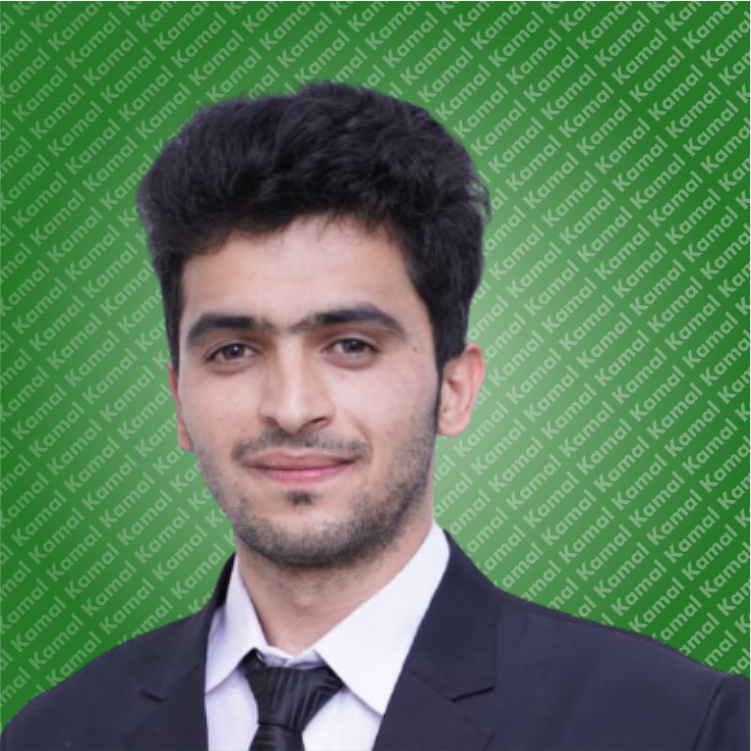 <strong> Mr. Aizaz Khan </strong>Product Promotion Officer