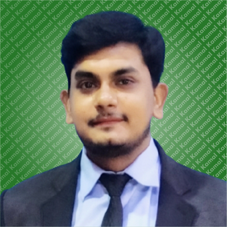 <strong> Mr. Ghulam Hasnain </strong> Product Promotion Officer