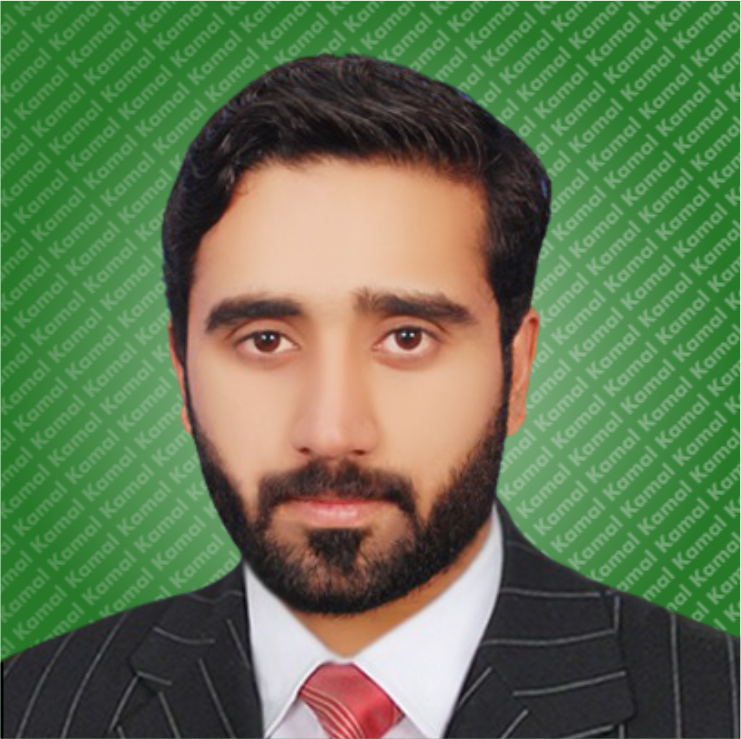 <strong> Mr. Haider Ali </strong>Product Promotion Officer