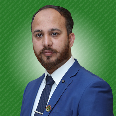<strong> Mr. Kashif Hayat </strong> (Trade Promotion Manager)