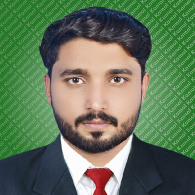 <strong> Mr. Luqman Ul Haq</strong>Product Promotion Officer