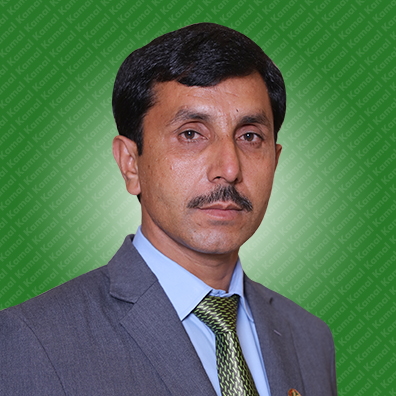 <strong> Mr. Muhammad Razzaq </strong>( Trade Promotion Manager)