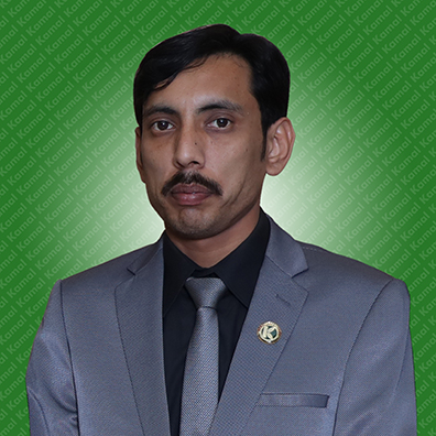 <strong> Mr. Saqib Qayyum </strong> Trade Promotion Manager