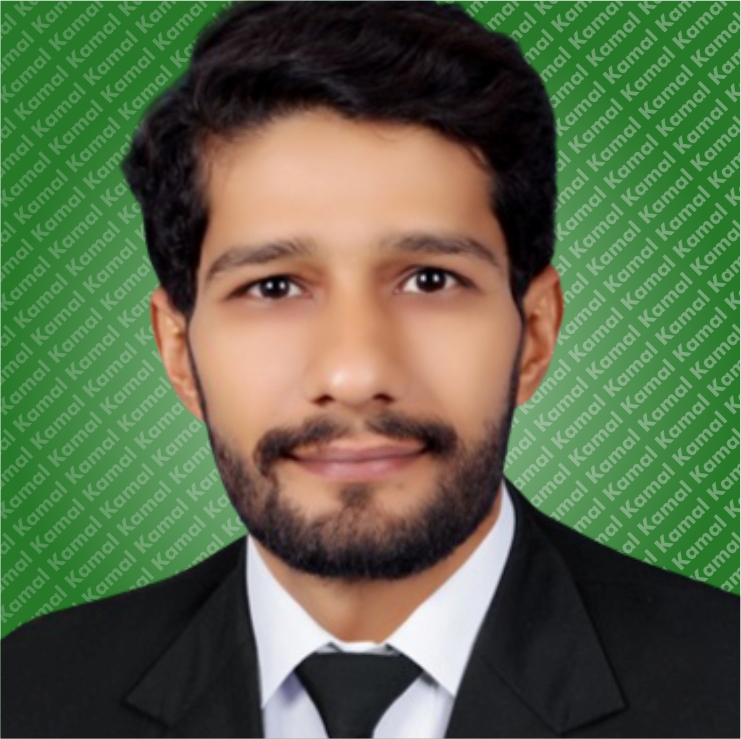 <strong> Mr. Saqib Rasool </strong>Product Promotion Officer