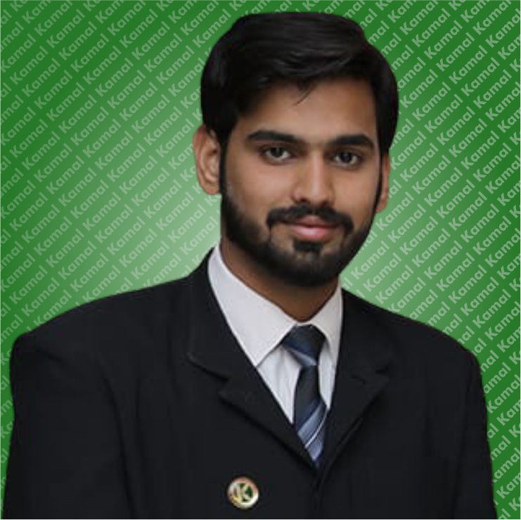 <strong> Mr. Wajahat Ali </strong> Product Promotion Officer