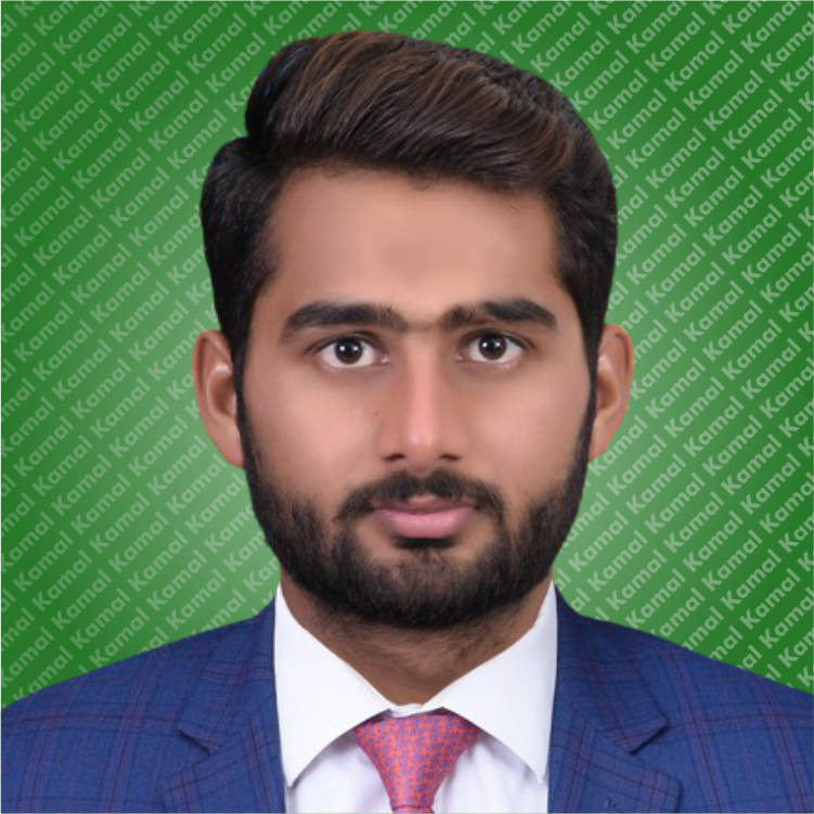 <strong> Mr. Zafar iqbal  </strong>Product Promotion Officer