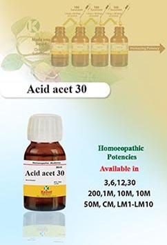 Acid acet