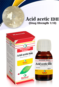 ACID ACETIC 1DH