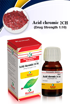 ACID CHROMIC 2CH