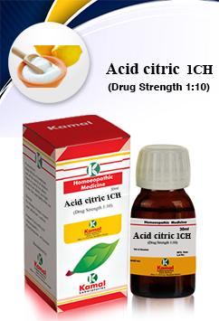 ACID CITRIC 1CH