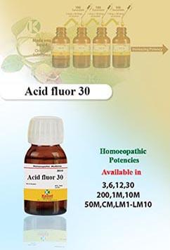 Acid fluor