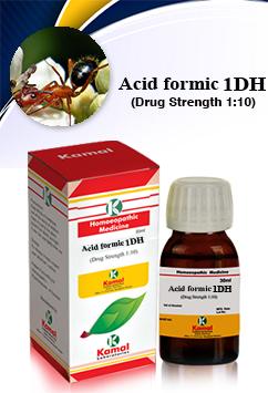 ACID FORMIC 1DH
