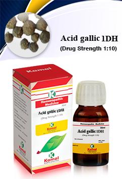 ACID GALLIC 1DH