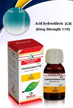 ACID HYDROCHLORIC 1CH