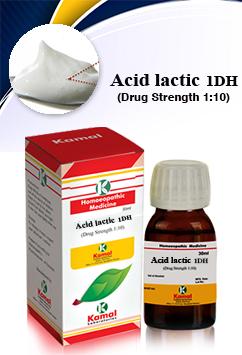 ACID LACTIC 1DH