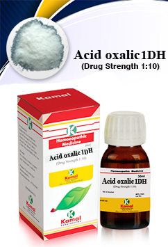ACID OXALIC 1DH