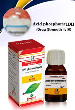 Acid phosphoricum Ø