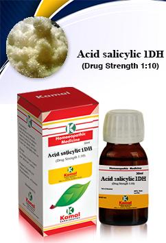 ACID SALICYLIC 1DH