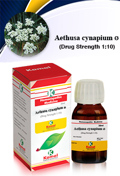 AETHUSA  CYNAPIUM Ø