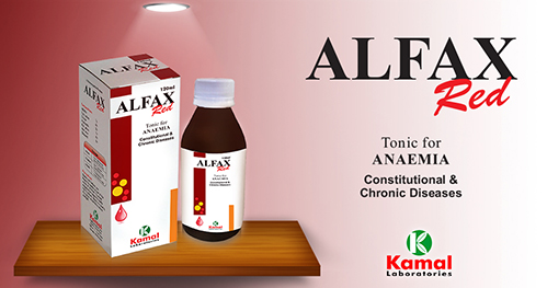 Alfax Red (Syrup)