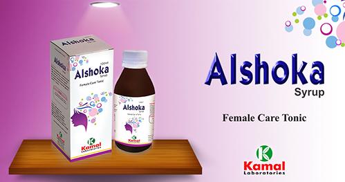 ALSHOKA  Syrup