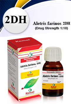 ALTERIS FARINOSA  2DH