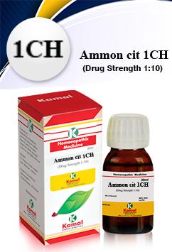 AMMON ACET 1CH
