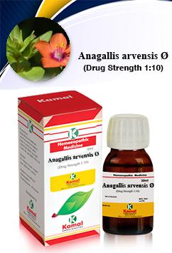 ANAGALLIS ARVEN Ø