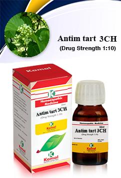 ANTIM TART 3CH