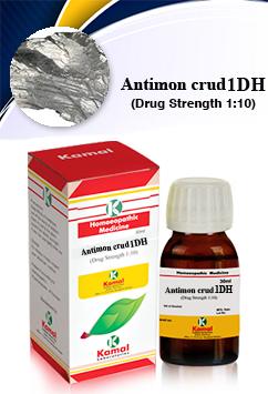 ANTIMONIUM CRUD 1DH