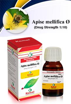 APIS MELLIFICA Ø