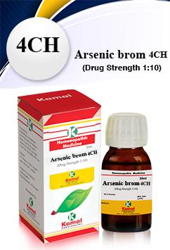 ARSENIC BROM. 4CH