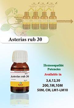 Asterias rub