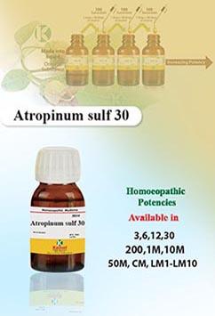Atropinum sulf