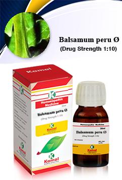 BALSAMUM PERU Ø