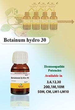 Betainum hydro