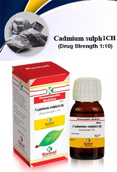 CADMIUM SULPH 1CH
