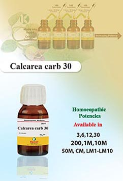 Calcarea carb