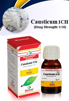 CAUSTICUM 1 CH