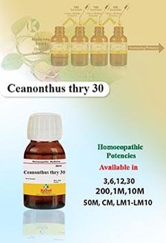 Ceanonthus thry