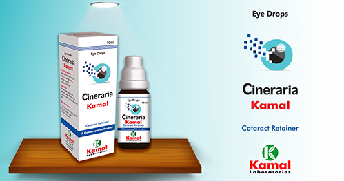 CINERARIA EYE DROPS