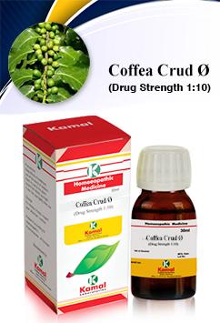 COFFEA CRUD Ø