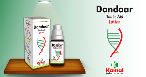 DANDAR (LOTION)