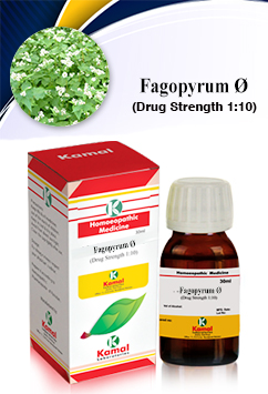 FAGOPYRUM Ø