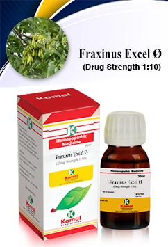 FRAXINUS EXCEL Ø
