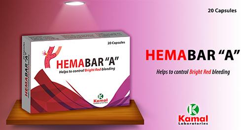 Hemabar - A Capsules