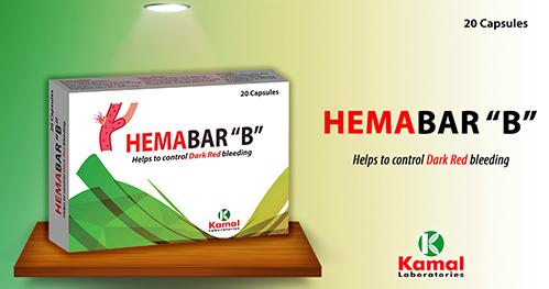 Hemabar - B Capsules