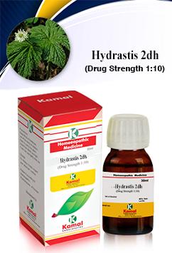 HYDRASTIS  2DH