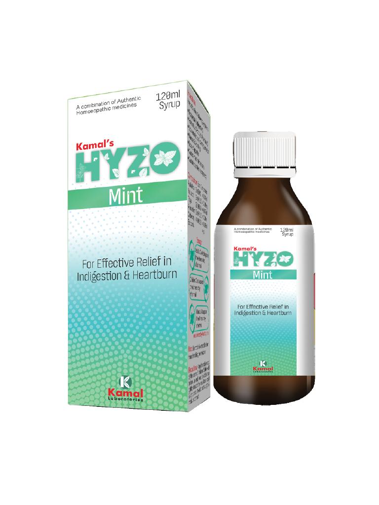Hyzo Mint Syrup